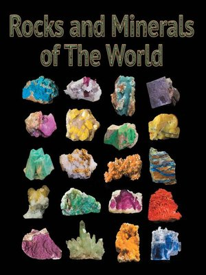 cover image of Rocks and Minerals of the World