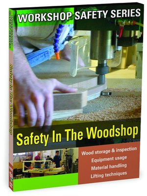 cover image of Workshop Safety: Safety in the Woodshop
