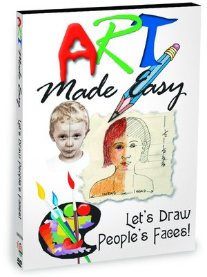 cover image of Art Made Easy: Let's Draw People's Faces!