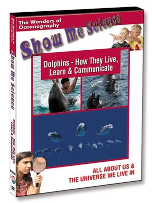 cover image of Dolphins - How They Live, Learn & Communicate