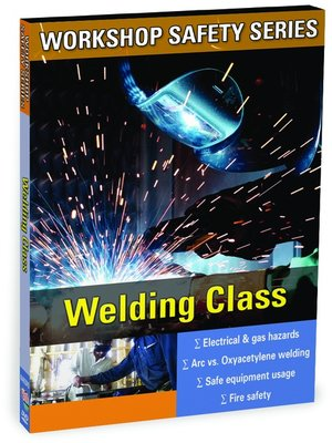 cover image of Workshop Safety: Welding Class
