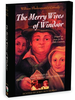 cover image of Shakespeare Series: Merry Wives of Windsor