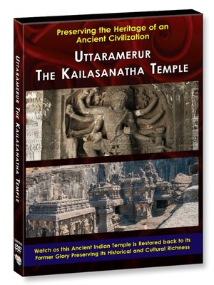 cover image of Uttaramerur - The Kailasanatha Temple - Preserving Heritage of an Ancient Civilization