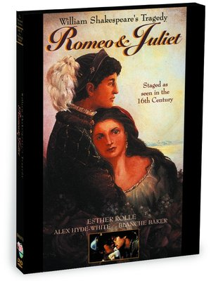 cover image of Shakespeare Series: Romeo and Juliet