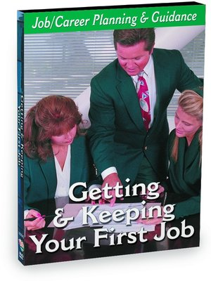 cover image of Career Planning - Getting & Keeping Your First Job
