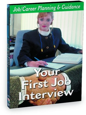 cover image of Career Planning - Preparing for Your First Job Interview