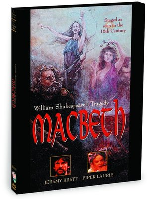 cover image of Shakespeare Series: Macbeth