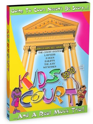 cover image of Kids Go to Court