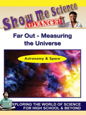 cover image of Astronomy & Space: Far Out: Measuring the Universe