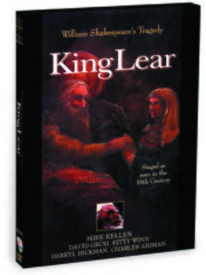 cover image of Shakespeare Series: King Lear