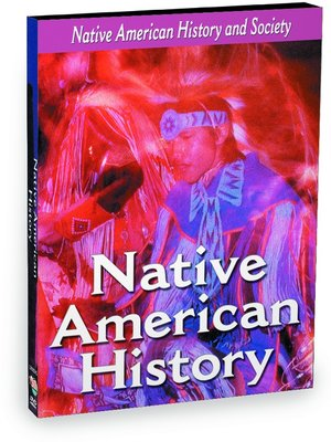 cover image of Native-American History