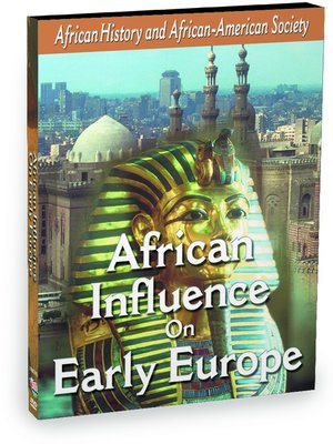 cover image of African-American History - African Influences on Early Europe