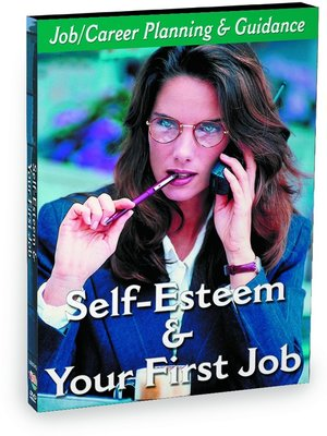 cover image of Career Planning - Building Self-Esteem & Getting Your First Job