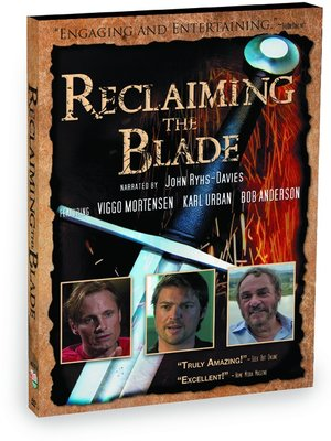 cover image of Reclaiming the Blade - European & Asian Historic Swordplay