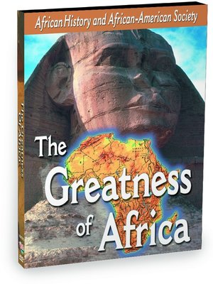 cover image of African-American History - The Greatness of Africa