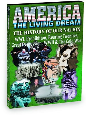 cover image of WWI, Prohibition, Roaring Twenties, Great Depression, WWII & the Cold War