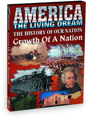 cover image of Growth of a Nation