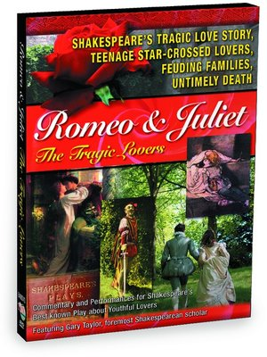 cover image of Romeo & Juliet: The Tragic Lovers