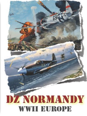 cover image of Military History: DZ Normandy