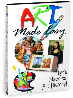 cover image of Art Made Easy: Let's Discover Art History!