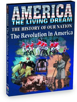cover image of The Revolution in America