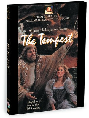 cover image of Shakespeare Series: Tempest