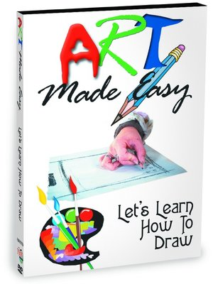 cover image of Art Made Easy: Let's Learn How to Draw