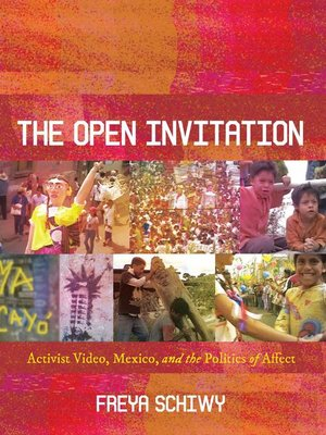cover image of The Open Invitation
