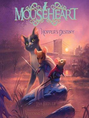 cover image of Hopper's Destiny