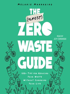 cover image of The (Almost) Zero Waste Guide