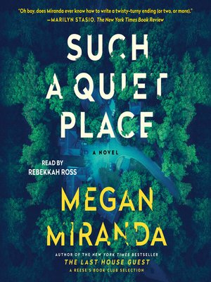 cover image of Such a Quiet Place