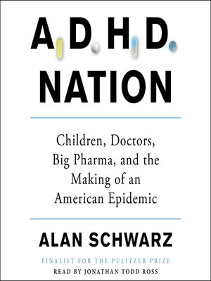 cover image of ADHD Nation
