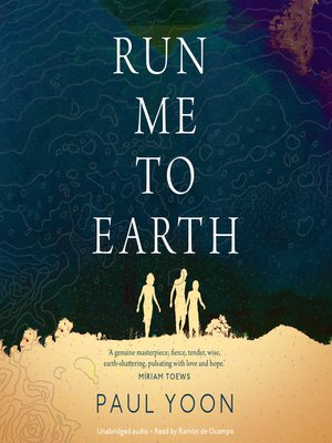 cover image of Run Me to Earth