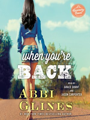 cover image of When You're Back