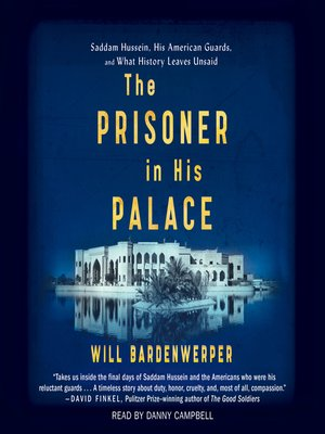 cover image of The Prisoner in His Palace