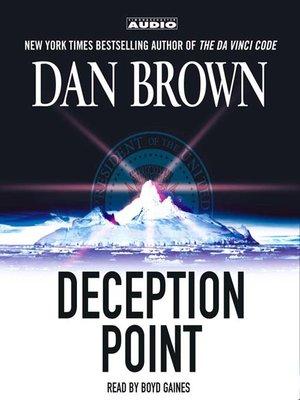 Dan Brown Overdrive Rakuten Overdrive Ebooks Audiobooks And