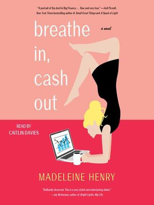 cover image of Breathe In, Cash Out