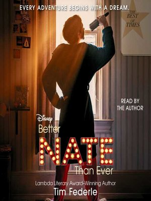 cover image of Better Nate Than Ever