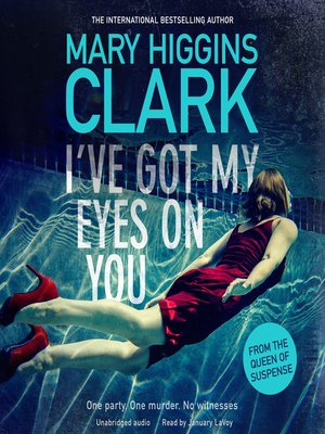 cover image of I've Got My Eyes on You