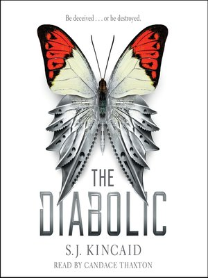 cover image of The Diabolic