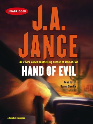 cover image of Hand of Evil