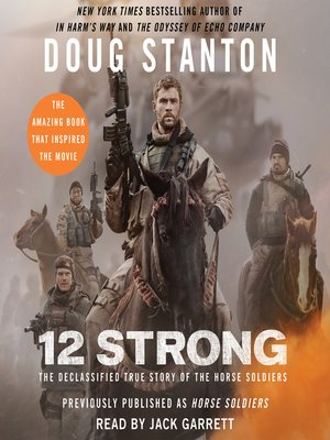 cover image of 12 Strong