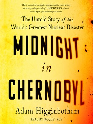 cover image of Midnight in Chernobyl