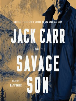 Savage Son Book Cover