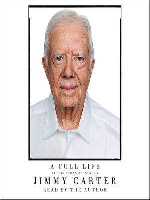 cover image of A Full Life