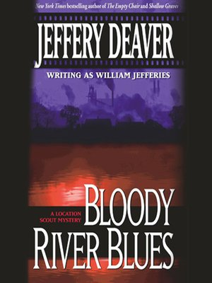 cover image of Bloody River Blues