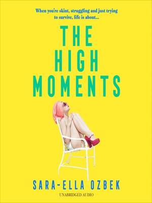 cover image of The High Moments
