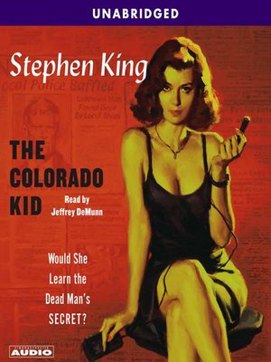 cover image of The Colorado Kid
