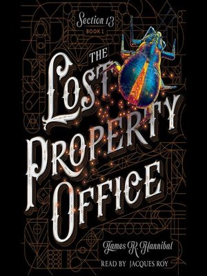 cover image of The Lost Property Office