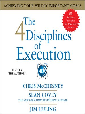 four disciplines of execution ebook